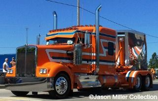 Tricked Out Semi Trucks | Big Rig Semi Truck Shows 2013: trucking events for