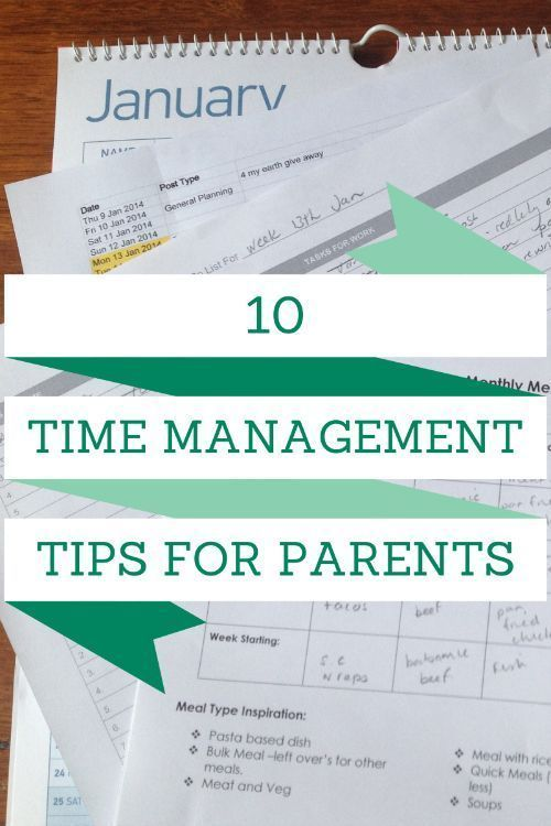 10 Time Management Tips For Parents v1.2.jpg time management work from home time…