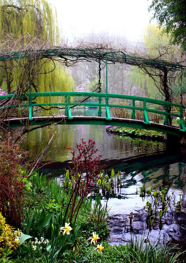 17 Best Images About Monet Gardens Giverny France On