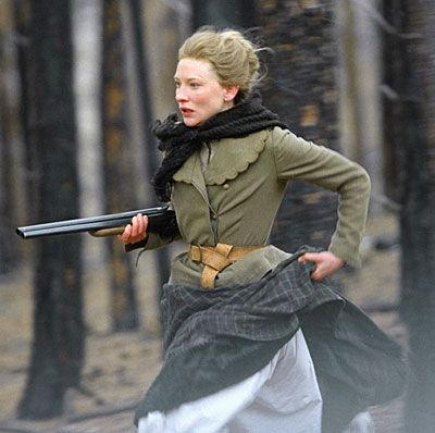 """Cate Blanchett in """"The Missing"""" (© Foto: Columbia/Cinetext)"""