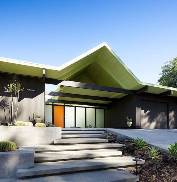 Mid Century Modern Exterior Design: 25+ Best Ideas About Midcentury Deck Boxes On Pinterest