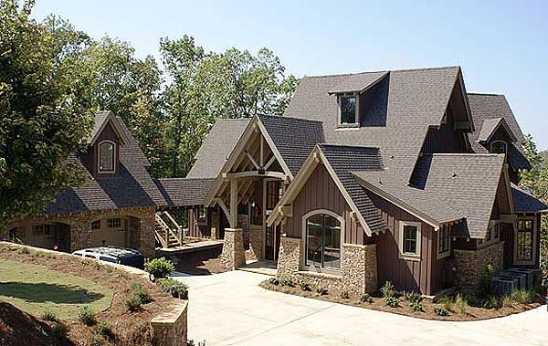 Houseplan 26802sf over 5 000 sq ft on this rugged for House plans over 5000 sq ft
