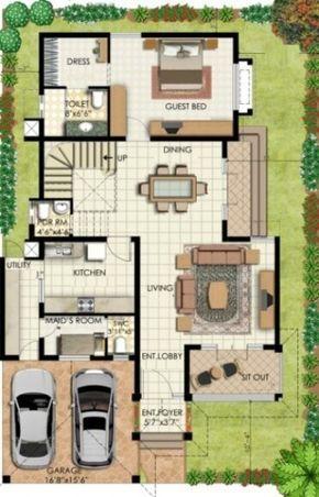 Bungalow House Plans | Bungalow Map Design | Floor Plan ...