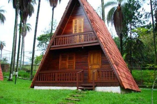 Casas de madeira pré-fabricada - fotos, preços 20                                                                                                                                                      Mais