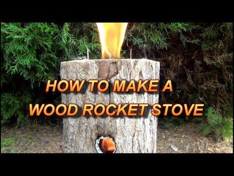 15 best rocket stoves images on Pinterest | Rocket stoves, Rockets ...