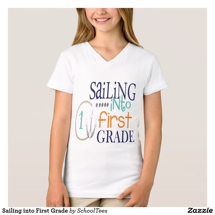 Sailing into First Grade