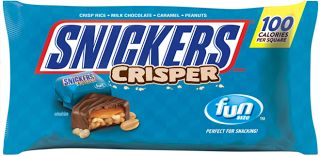 Steward of Savings : Snickers Crisper Fun Size Candy Bags, ONLY $0.55 each at…