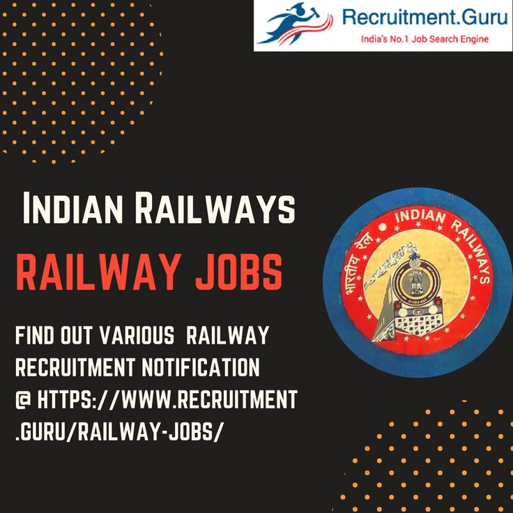 Railway Recruitment Details. Latest and Upcoming Jobs under the Indian Railways. Check the Eligibility for the Railway Jobs.