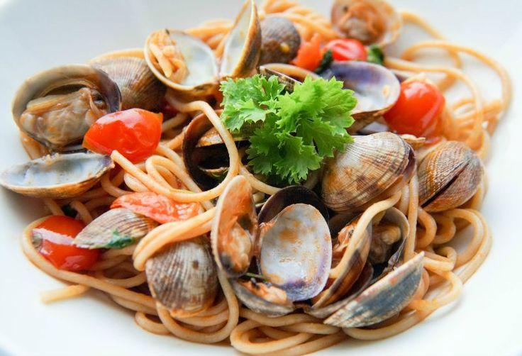 Recept: Pasta Vongole