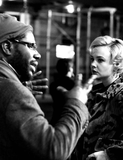 Behind the Scenes of Shame: Steve McQueen and Carey Mulligan