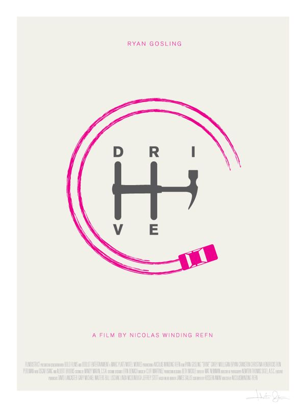 'Drive' movie poster