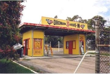 Dromana Drive in - one of only a few left