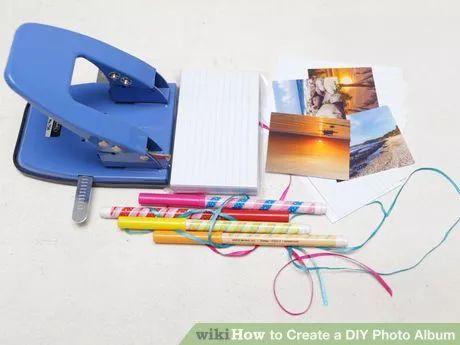 Image titled Create a DIY Photo Album Step 12