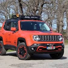 Resultado de imagen para Jeep renegade 80 tuning