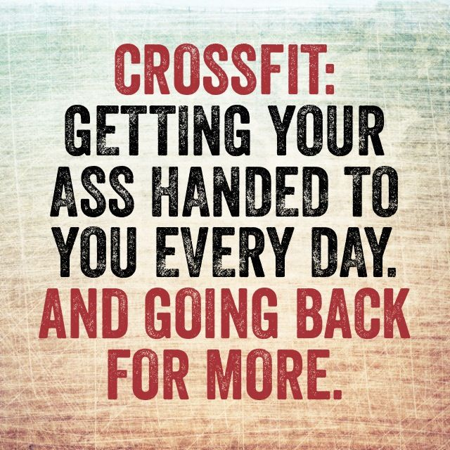 Crossfit Quotes Best 25 Crossfit Quotes Ideas On Pinterest  Crossfit Motivation