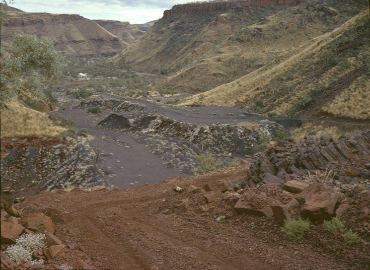 144439PD: Wittenoom Gorge Asbestos mine, 1965 http://encore.slwa.wa.gov.au/iii/encore/record/C__Rb3929263?lang=eng