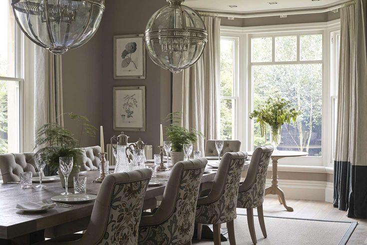 Sims Hilditch Malvern Family Home Country Interior Design 12