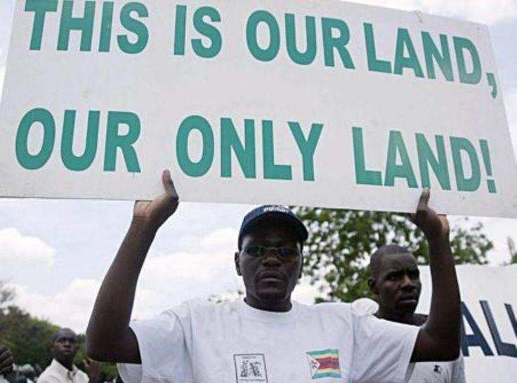 Zimbabwe Fresh Land Grab: Zanu-PF Youths Take Actions Against Whites