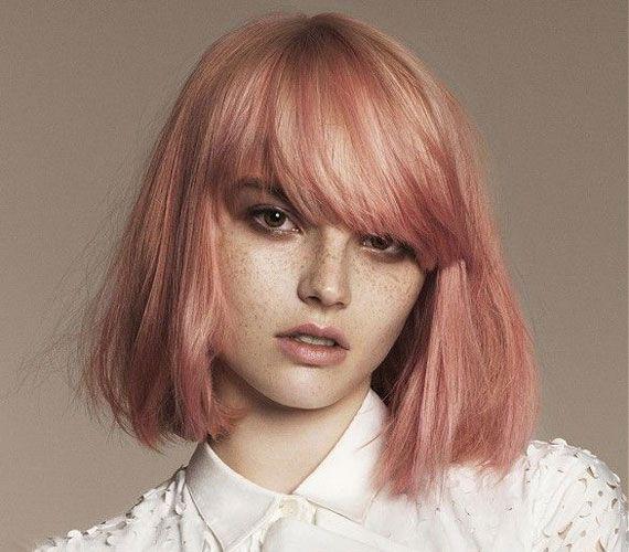 Az eperszőke frizura átmenet a vörös és a szőke között, picit elvarázsolt, és anélkül látványos, hogy túl feltűnő lenne.