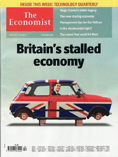 The Economist is international in editorial scope. Each week it reports, comments upon and analyses developments in world politics, business, economics and finance, with regular editorial topics including: Britain, America and Europe, International Report, International Business and Finance, Science and Technology, Books and the Arts. In addition, monthly surveys focus on specific countries, markets or industries.