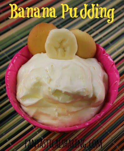 Banana Pudding | My revamped take on an old dirt pudding recipe turned into a decadent dessert #banana #pudding #dessert