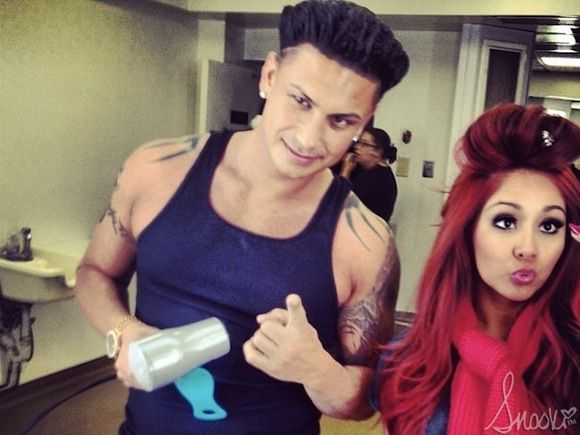 Snooki and vinny hook up miami