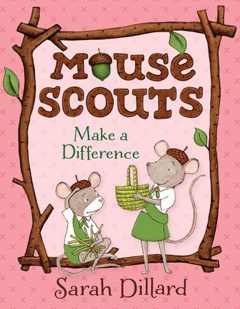 For fans of Ivy and Bean and Junie B. Jones comes a brand-new chapter book series: Mouse Scouts!    Violet, Tigerlily, and their friends are ready to earn their Make a Difference badge. If only they...