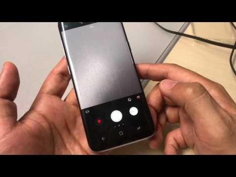 nice  삼성 갤럭시S8 내비게이션 바 사용법 How to use Samsung Galaxy S8 navigation bar