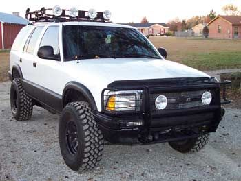 Chevrolet Blazer 4x4 Chevy S10