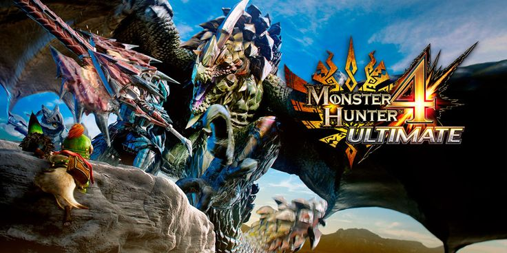 Monster Hunter 4 Ultimate – Nintendo3DS - http://downloadtorrentsgames.com/nintendo-3ds/monster-hunter-4-ultimate-nintendo3ds.html