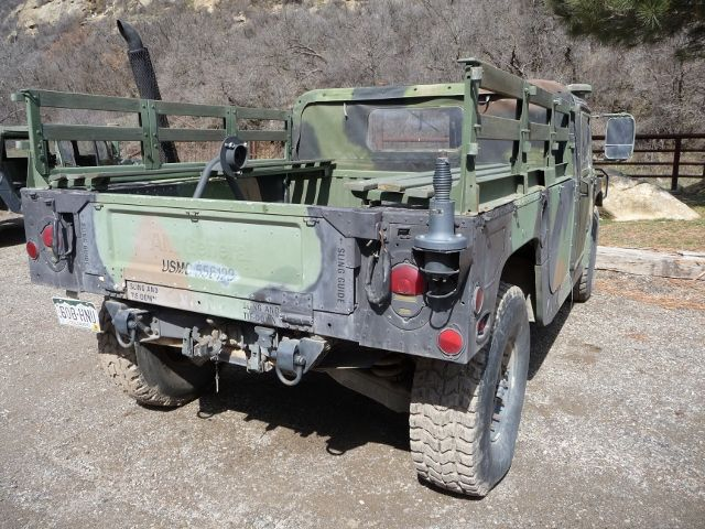 343 Best Hmmwv Images On Pinterest 4x4 Army Vehicles