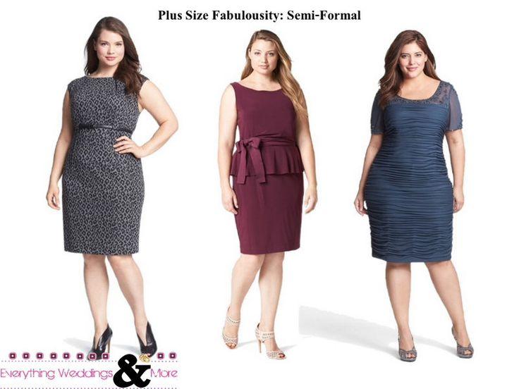 Best 25 semi formal wedding attire ideas on pinterest for Semi formal wedding dresses plus size