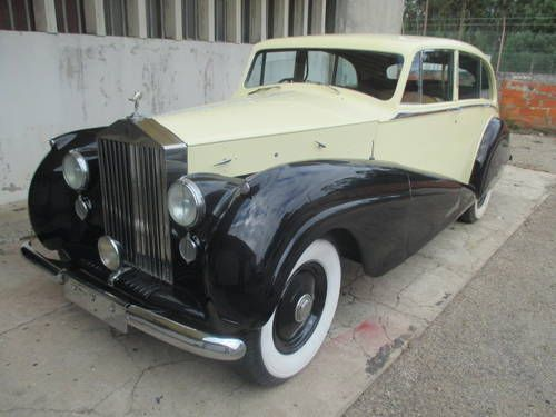 Sonny and Cher Rolls royce project For Sale (1951)