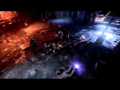 BATMAN ARKHAM KNIGHT Red Hood Trailer