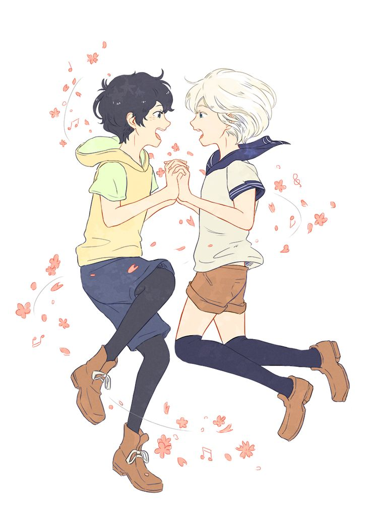 ✿ Finally I can feel spring in the air! ✿ Shounen note