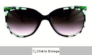 Ka-Bloom Vintage Sunglasses - 257 Blue