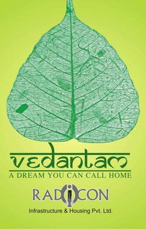 Radicon Vedantam #GreaterNoida ratings and reviews