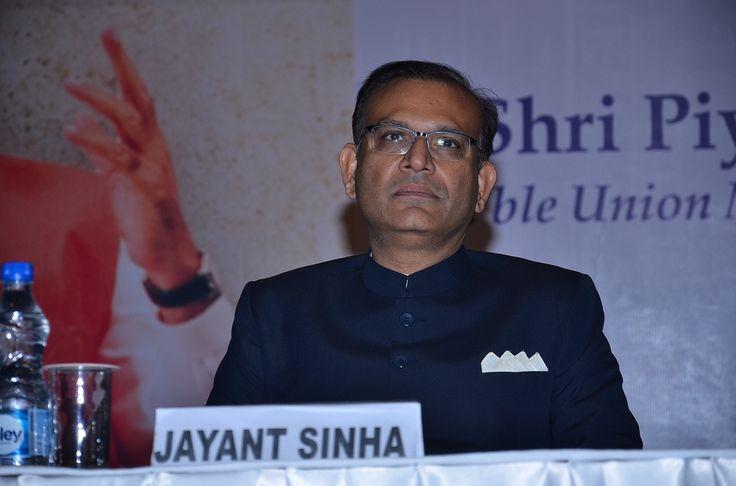 State Finance Minister Shree Jayant Sinha