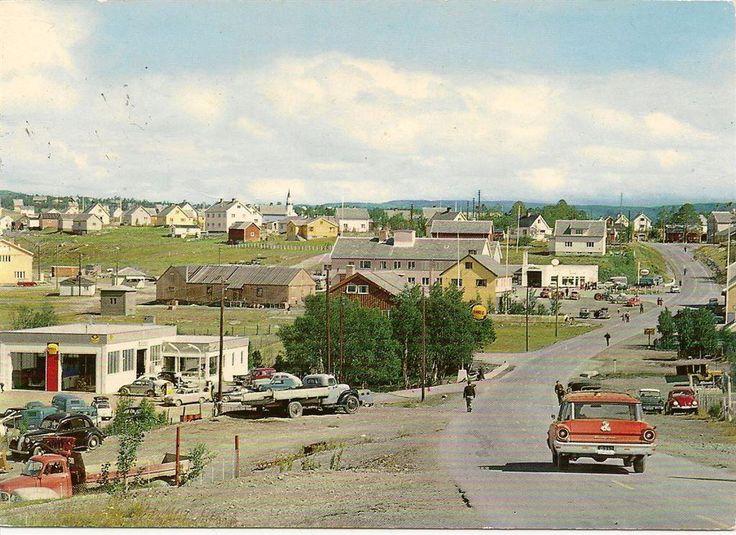 Alta i Finnmark 1960-tallet utg Aune