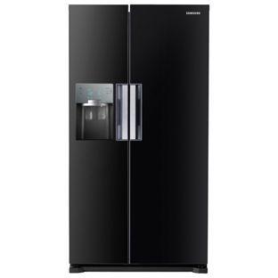 Buy Samsung RS7667FHCBC American Fridge Freezer - Black at Argos.co.uk - Your Online Shop for Fridge freezers.