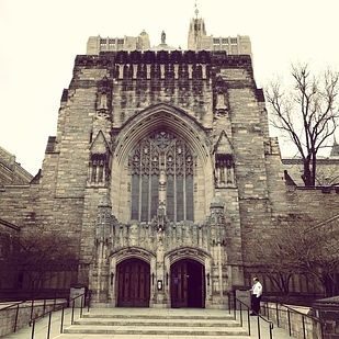 Did anyone go to or currently attending Yale University?