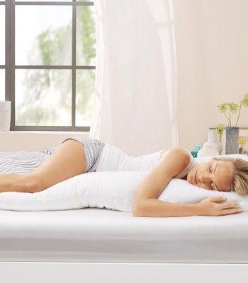 Poduszka dla śpiących na boku