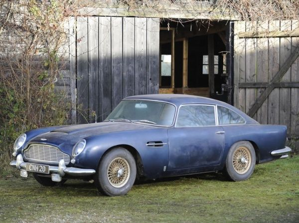 1964 #AstonMartin #DB5 - Yes, in oh so many ways!
