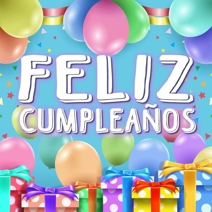 felicitaciones de cumpleaños bonitas