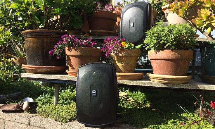 Here are the best waterproof wireless speakers, mounted deck speakers and rock-shaped garden speakers for enjoying music outdoors.