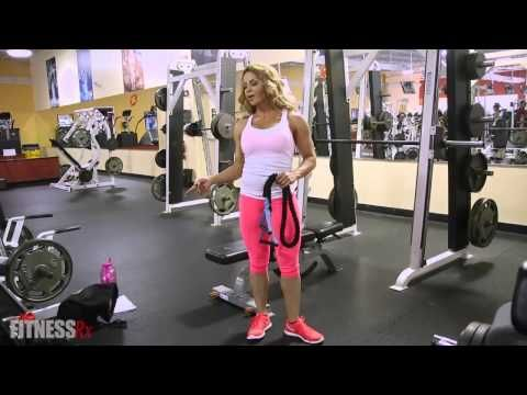 Resistance Band Training Part 3 – Triceps   FitnessRX for Women