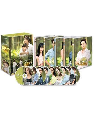 K2POP - 마마 - MBC 드라마 (9 DISC) & MAMA - MBC DRAMA (9 DISC)
