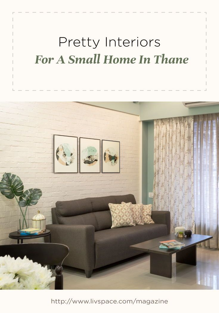 Beautiful Interior Design For A Small Home In Mumbai Take A Home