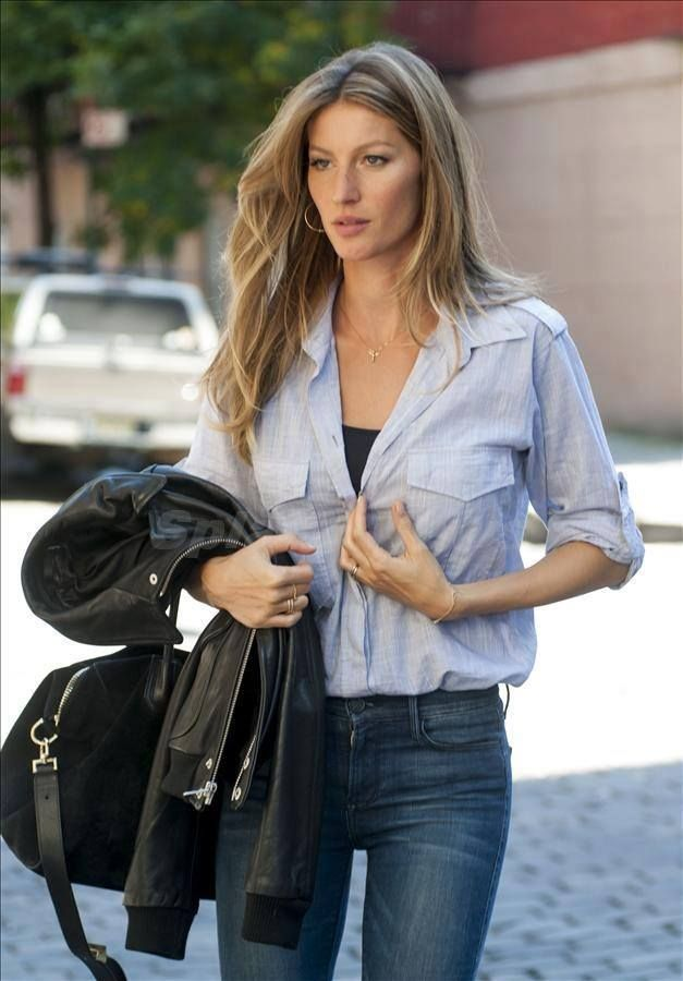 Gisele Bundchen - Victoria's Secret Supermodel