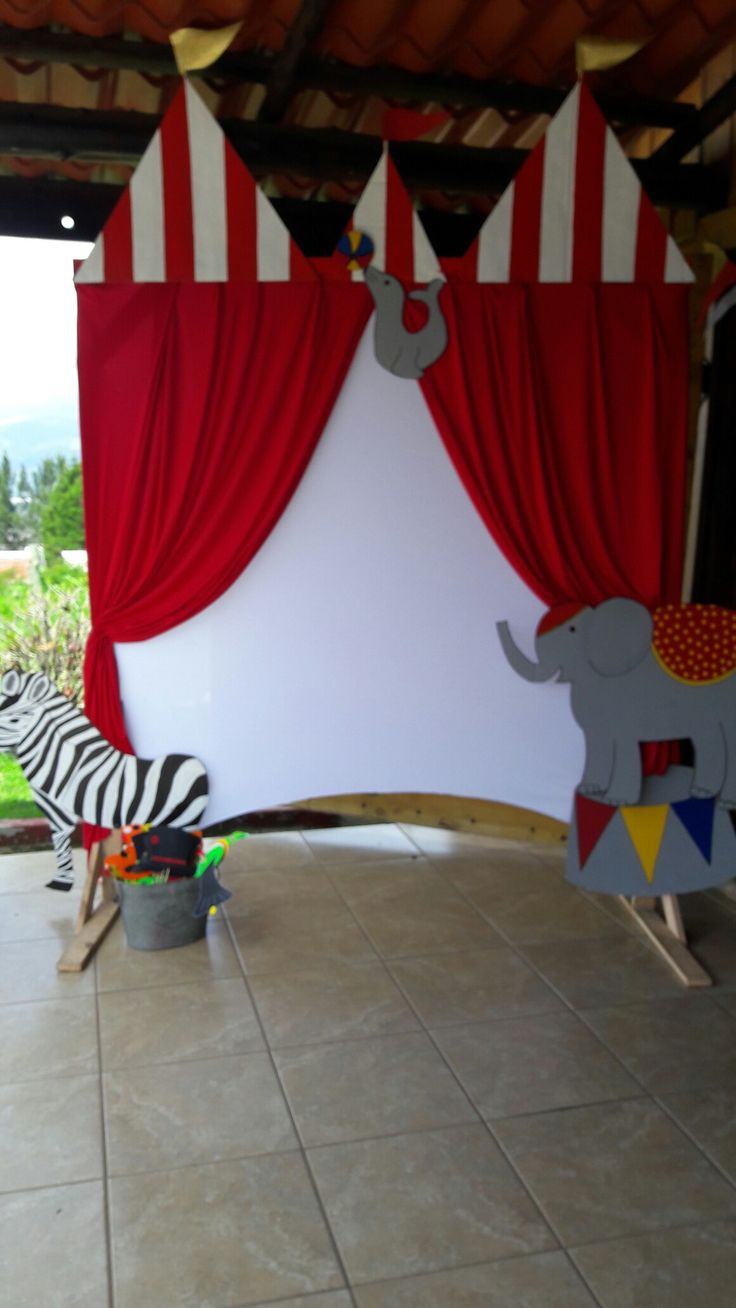 Circus Theme Party Circus Carnival Party Carnival